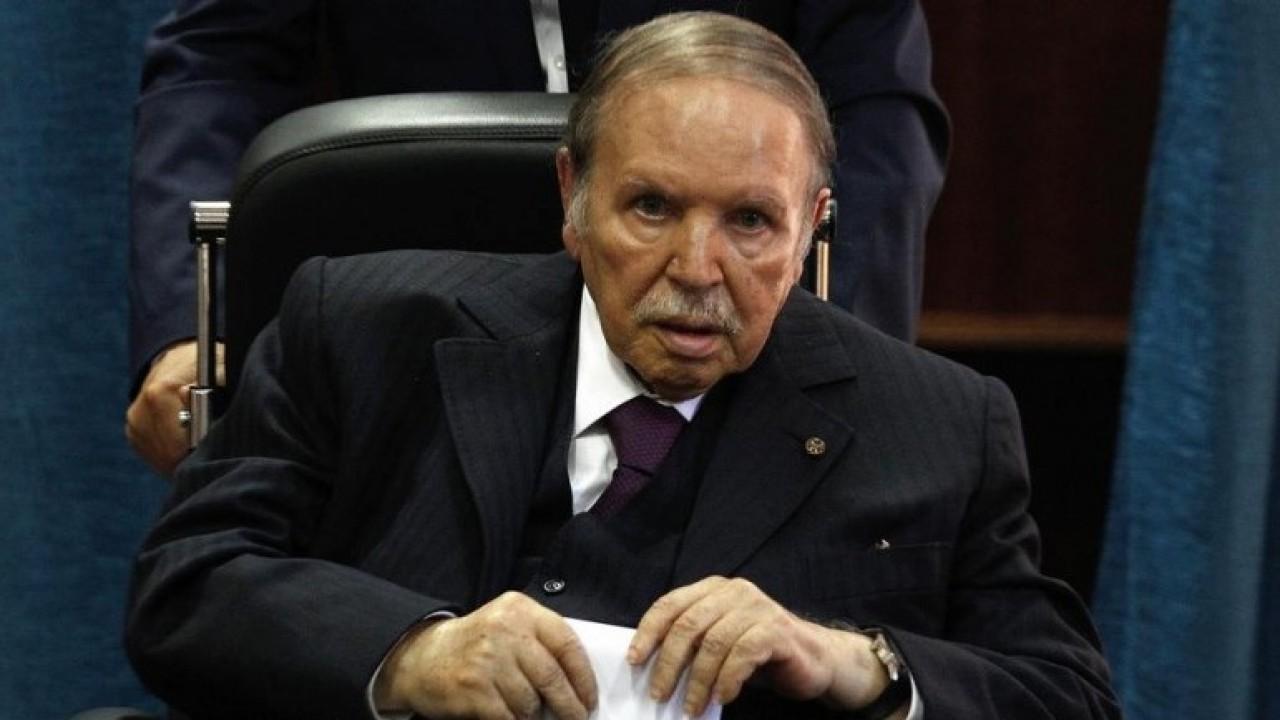 Mantan Presiden Aljazair Abdelaziz Bouteflika. (Istimewa)