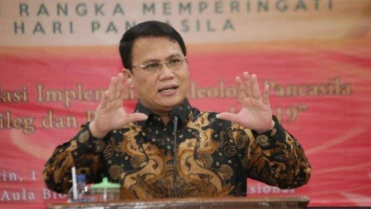 Ahmad Basarah, Wakil Ketua MPR