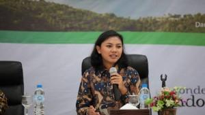 Anggota BKSAP DPR Irine Yusiana Roba Putri.