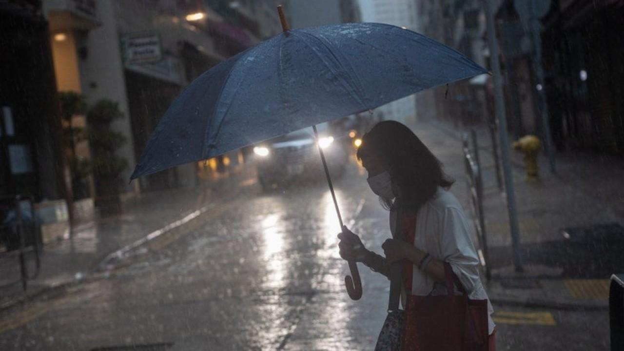China keluarkan peringatan terkait hujan deras hingga badai. (Net)