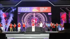 Eksibisi Esports PON XX Papua 2021-1632714155
