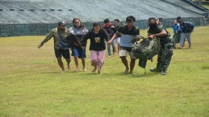 Evakuasi korban keganasan KKB di Kiwirok-1632626401