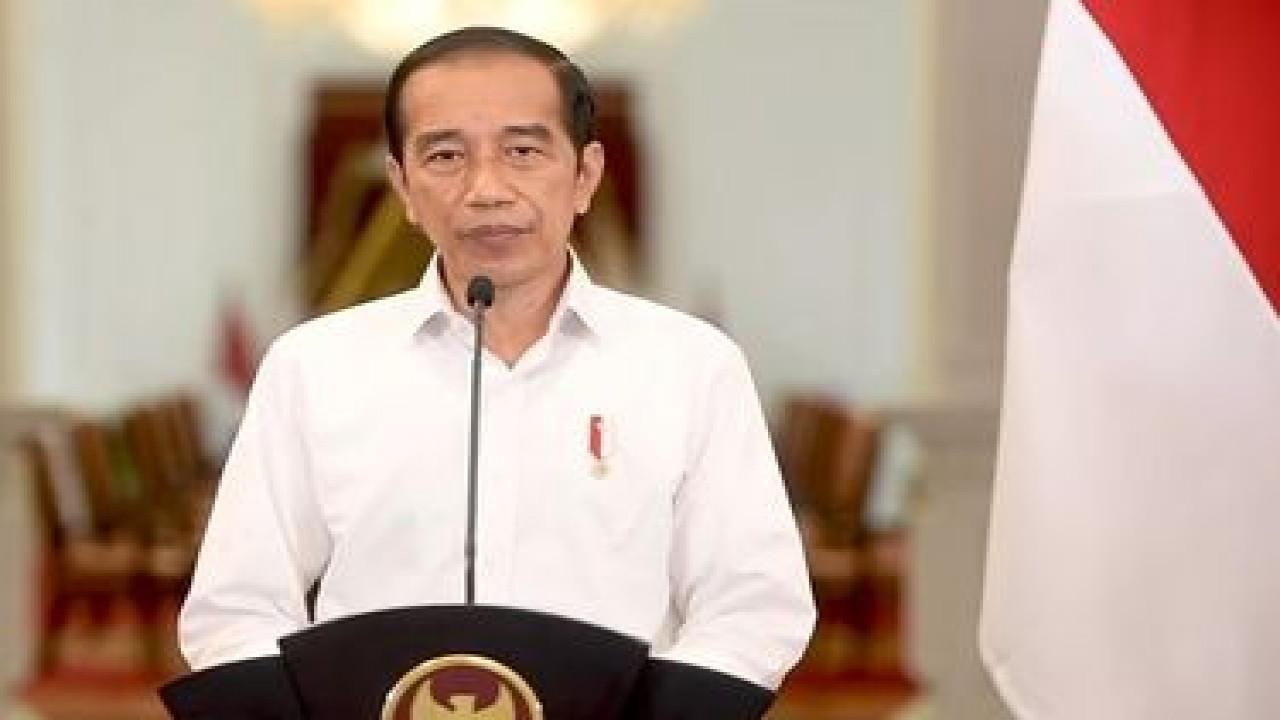 Presiden Jokowi. (Net)