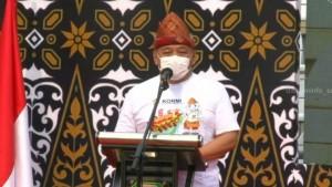 Ketua Umum Komite Olahraga Rekreasi Masyarakat Indonesia (Kormi) Nasional Hayono Isman-1631364258