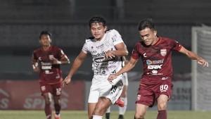 Laga Bali United vs Borneo FC-1632924561