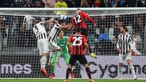 Laga Juventus vs Sampdoria-1632666743