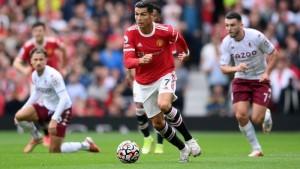 Laga Manchester United vs Aston Villa-1632581850
