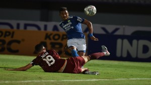Laga Persib vs Borneo FC-1632405772