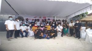Laskar Sasak Gelar Vaksinasi Massal di Lombok-1632567818
