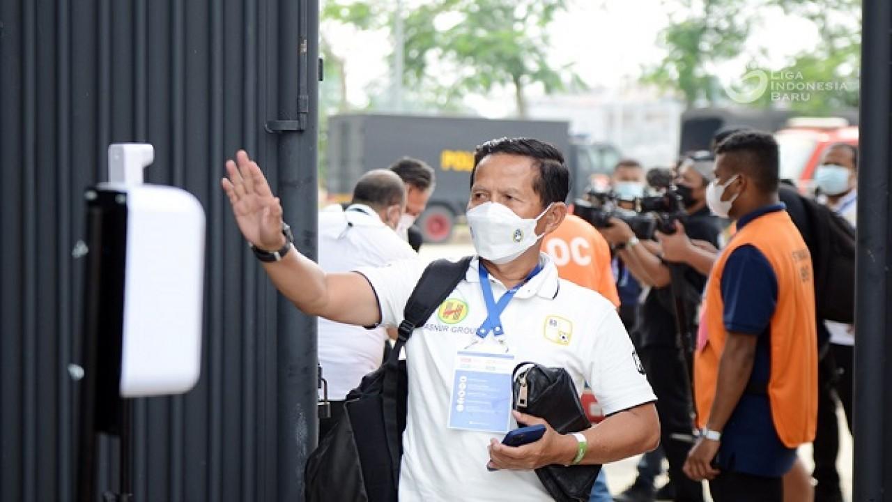 Pelatih Djadjang Nurdjaman