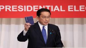 PM Baru Jepang Fumio Kishida-1632904868