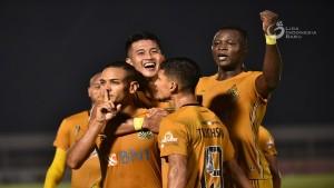 Selebrasi skuad Bhayangkara FC-1632998959