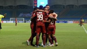 Selebrasi Suad Borneo FC-1631109586