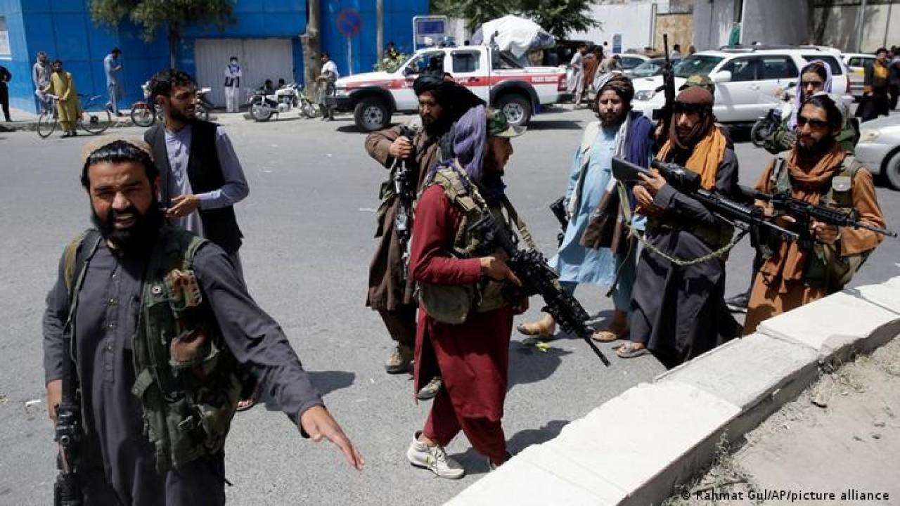 Taliban. (Net)