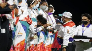 Tim kriket putri Papua PON XX-1632662797