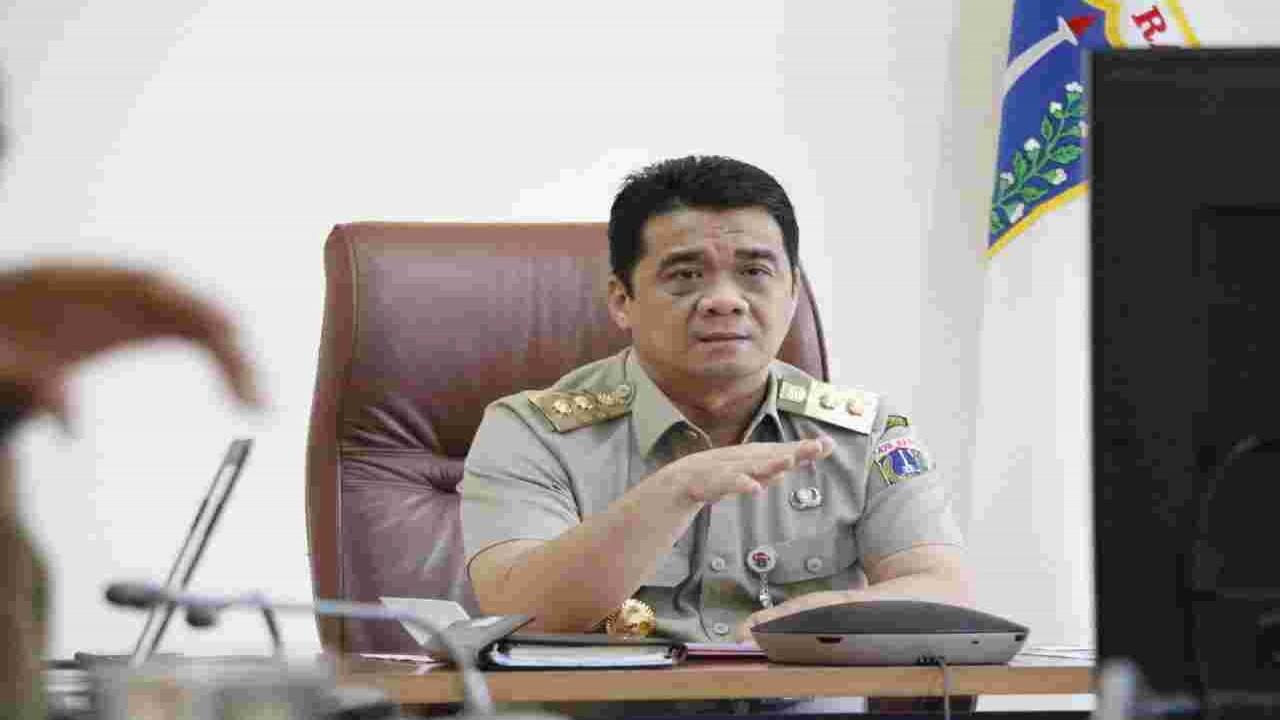 Wagub DKI Jakarta Ahmad Riza Patria/ist