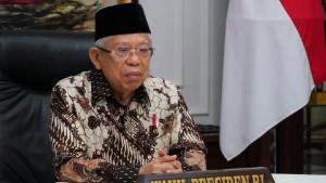 Wakil Presiden KH Ma'ruf Amin-1632567061