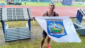 Atlet lompat jauh dari NTB, Sapwaturrahman-1633517626