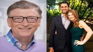 Bos Microsoft Bill Gates (kiri) dan Nayel-Jennifer-1634458851