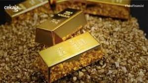 Ilustrasi emas batangan Antam-1633861130
