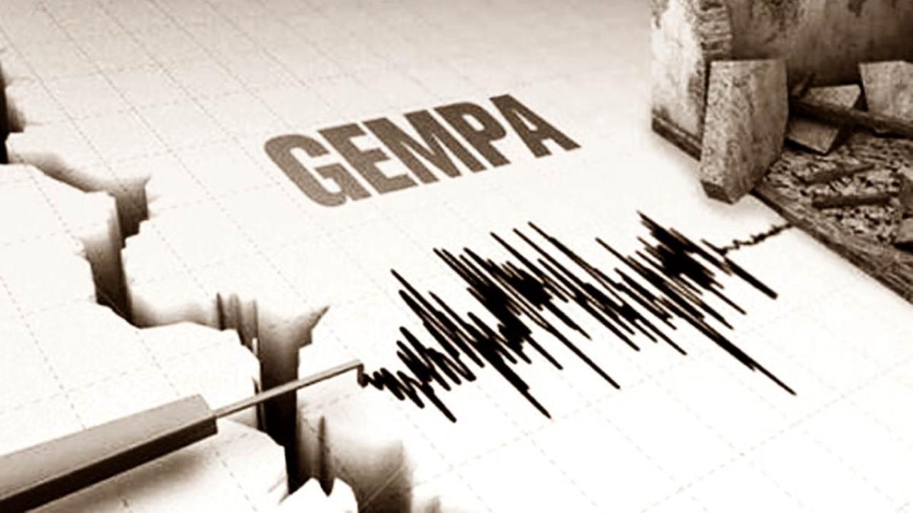 Ilustrasi alat pencatat kekuatan gempa bumi/ist