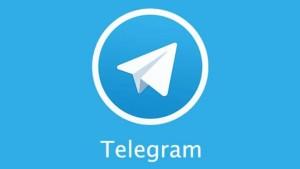 Ilustrasi logo Telegram-1633491408