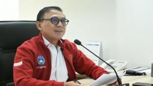 Ketua Umum PSSI, Mochamad Iriawan-1633774367
