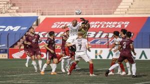 Laga Bali United vs PSM Makassar-1634471250