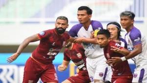 Laga Borneo FC vs Persita / Foto: Ist-1633182848
