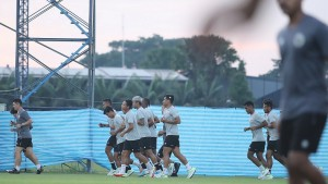 Latihan Timnas Indonesia-1633771501