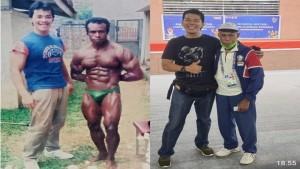 Legenda binaraga Indonesia, Levi Rumbewas-1633273377