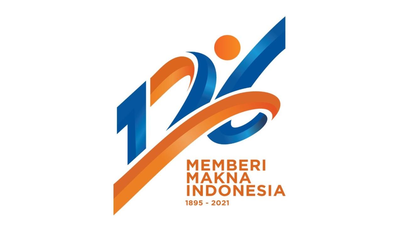 Logo Pemenang Sayembara Ulang Tahun BRI ke 126