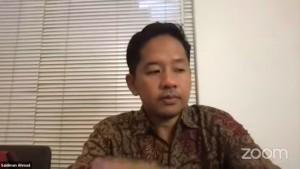 Manajer Program SMRC Saidiman Ahmad-1633080747