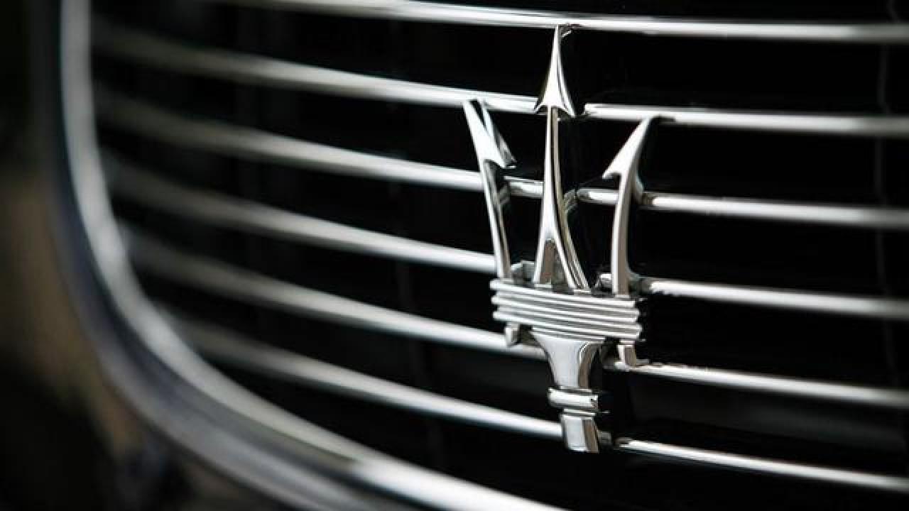 Ilustrasi Maserati. (Istimewa)