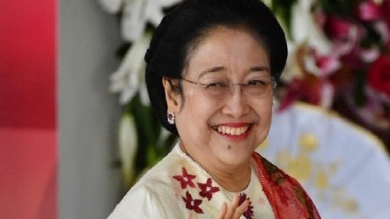 Megawati Soekarnoputri. (Net)
