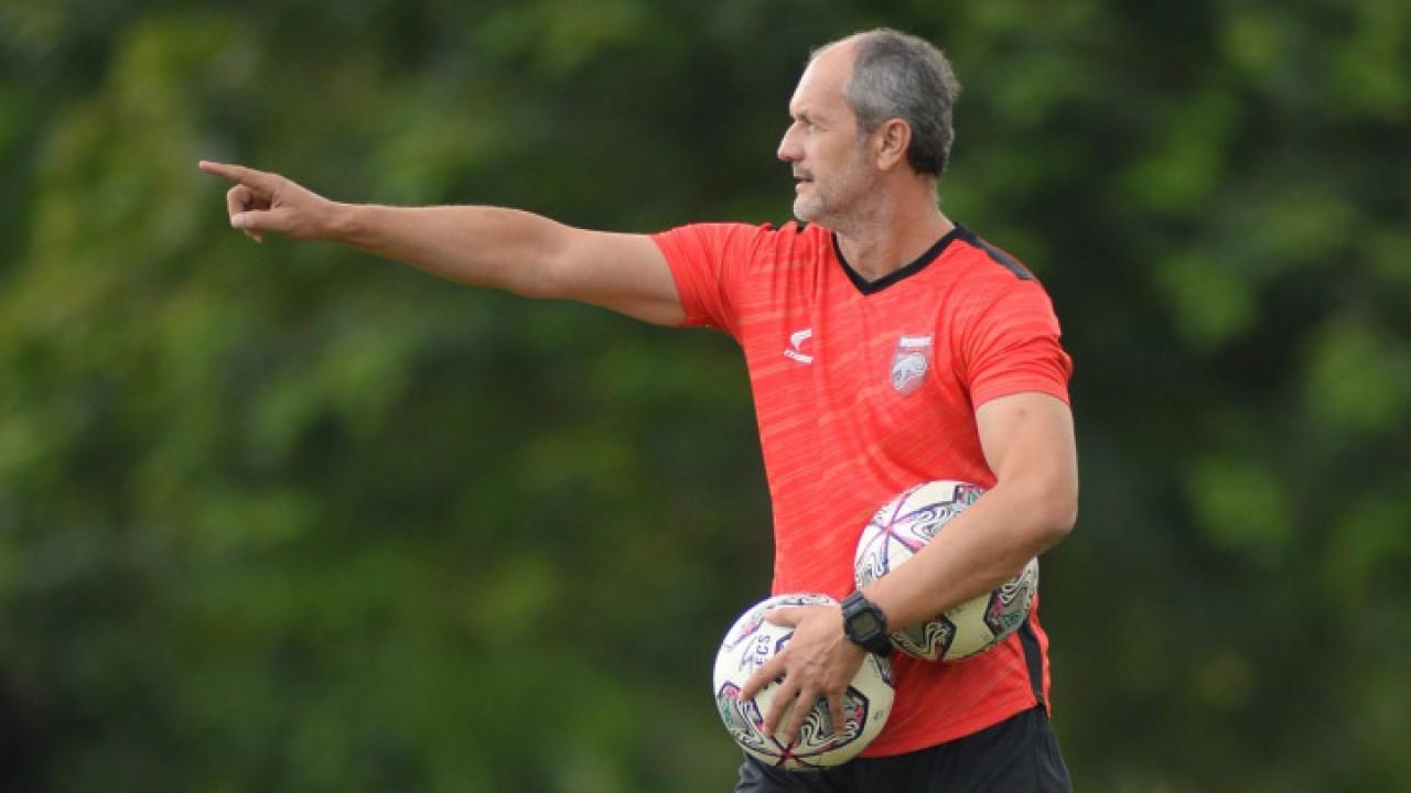 Pelatih Borneo FC, Risto Vidakovic