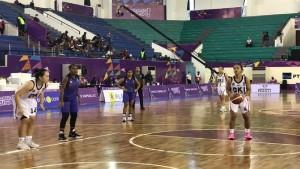 Pertandingan basket PON XX Papua 2021 / Foto: INews-1633431862