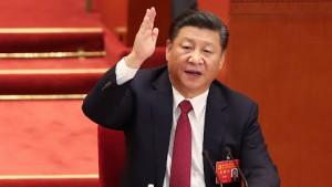 Presiden China Xi Jinping-1633762523