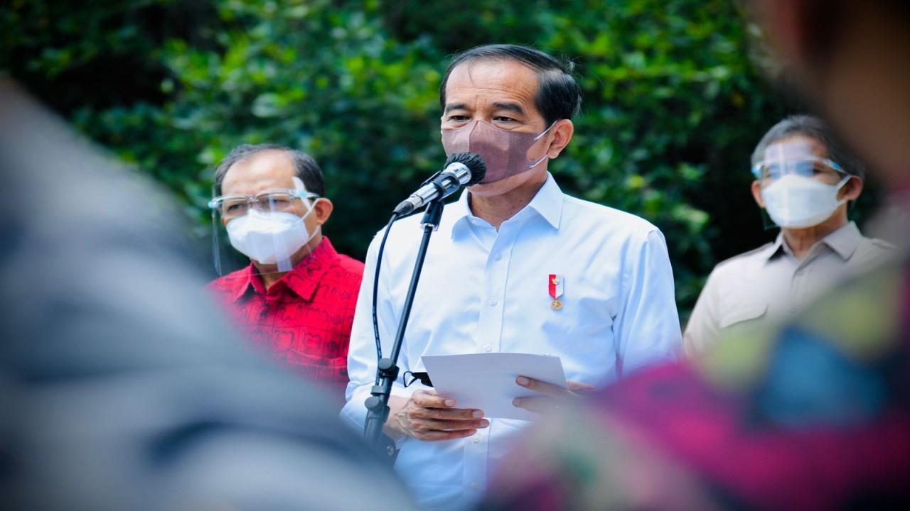 Presiden Joko Widodo (Jokowi)/ist