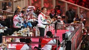 Presiden Joko Widodo resmi membuka PON XX Papua-1633199162