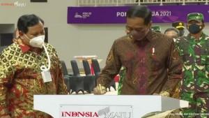 Presiden Jokowi Resmikan Venue PON XX Papua-1633175524