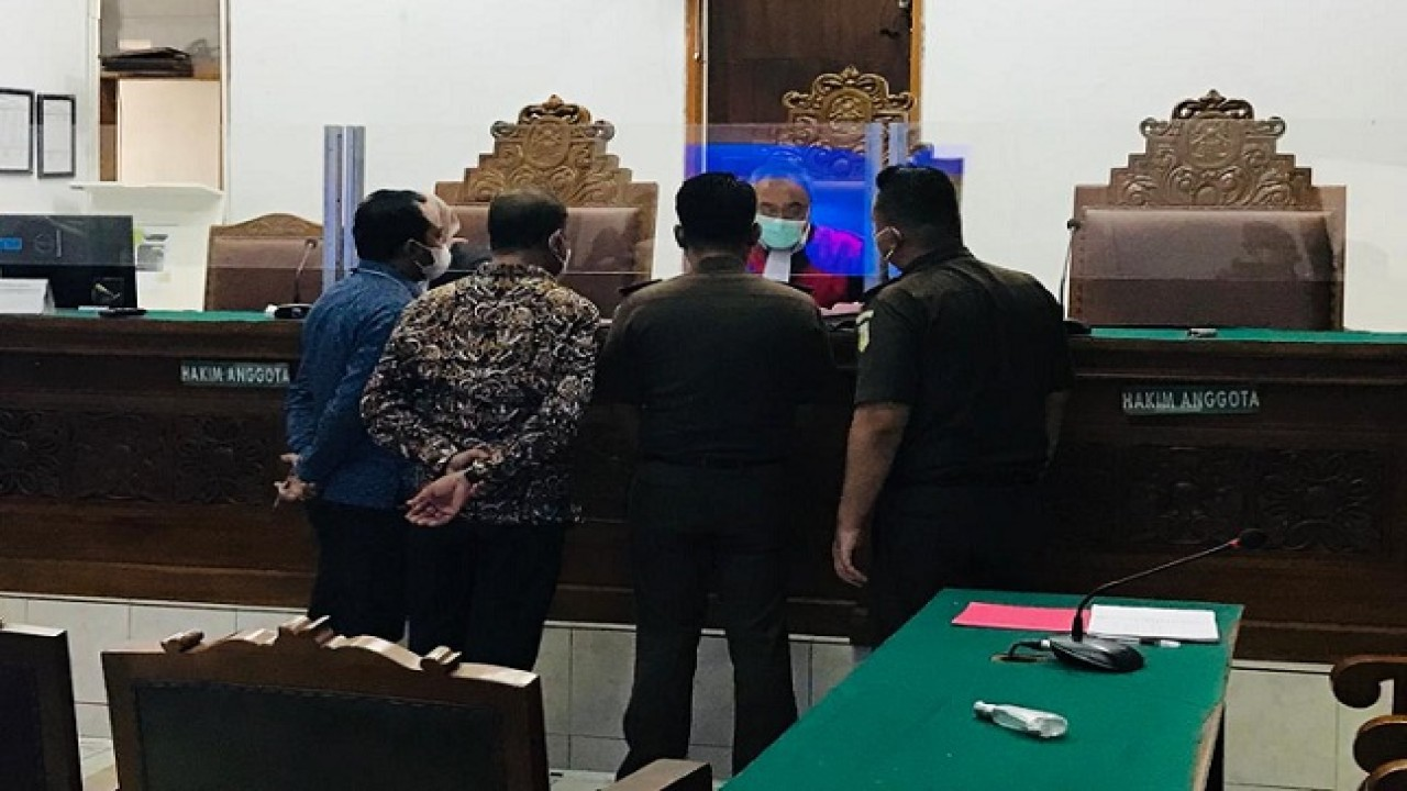 Sidang di  Pengadilan Negeri Jakarta Selatan