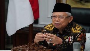 Wakil Presiden KH Ma'ruf Amin-1633702325