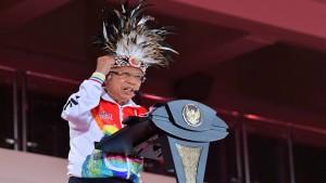 Wapres, KH. Ma'ruf Amin di acara penutupan PON XX Papua 2021-1634371385